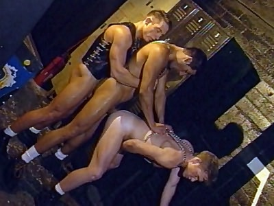 Nasty homo Group Anal